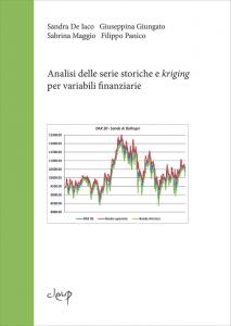 Analisi delle serie storiche e kriging per variabili finanziarie