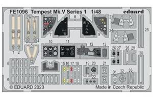 Tempest Mk.V Series 1 Weekend