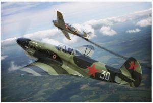Yak-1b 'Normandie-Niemen'