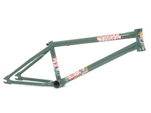 Subrosa Simo Telaio | Colore Green