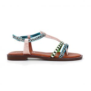 Sandalo multicolor CAFéNOIR