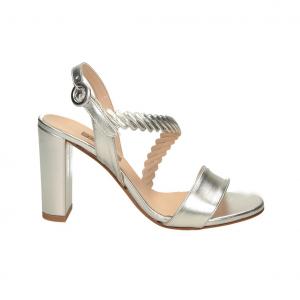 Sandalo argento Albano