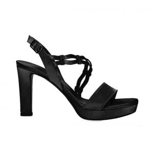Sandalo nero Albano