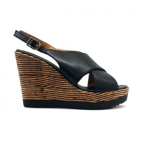 Sandalo nero La Repo
