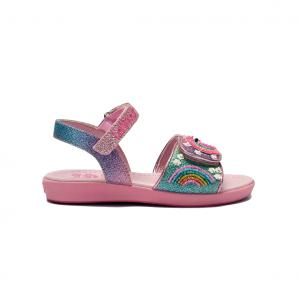 Sandalo multicolor unicorni Lelli Kelly