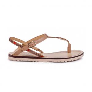 Sandalo sabbia Love Moschino