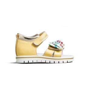 Sandalo vaniglia Nero Giardini