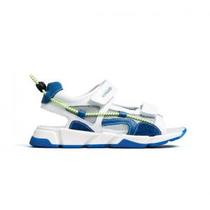 Sandalo bianco/blu Nero Giardini