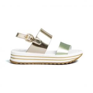 Sandalo platino/menta Nero Giardini