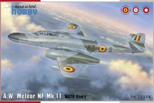 A.W. Meteor NF Mk.11