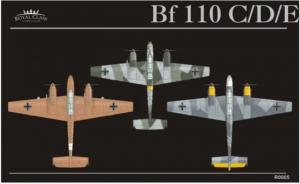 Bf 110C/D/E