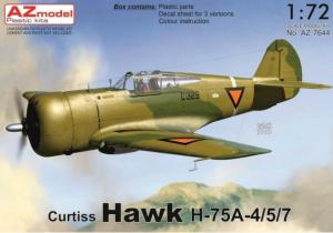 Curtiss Hawk H-75A-4/5/7