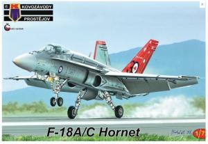 F-18A/C Hornet