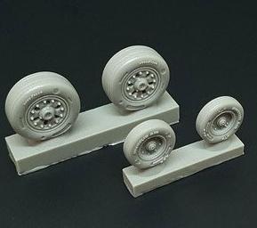 F/A-18 Wheels