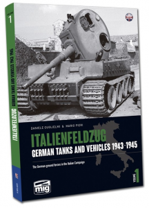 ITALIENFELDZUG GERMAN TANKS AND VEHICLES