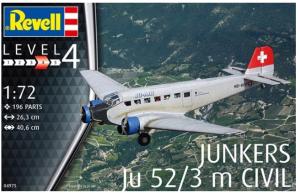 Junkers Ju-52/3m Civil