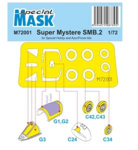 Mask for SMB-2 Super Myster