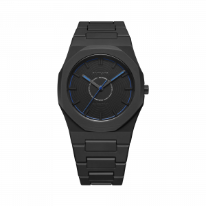 Orologio d1 milano nero