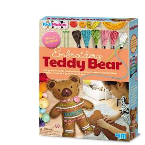 4M 04724 CREA IL TUO ORSETTO TEDDY BEAR