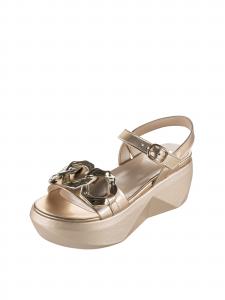 Sandalo Jeannot 32316FZS15PELOP0291 Platino