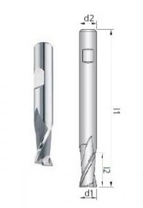 Fresa A3 Z2 HSS-E Co8