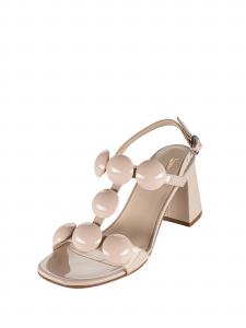 Sandalo Jeannot 52411FTR70PEUMA0127 Cipria