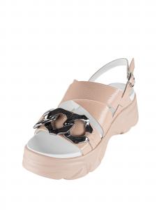 Sandalo Jeannot 40051FZP15PEURA0127 Rosa