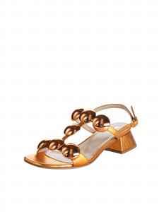 Sandalo Jeannot 56052FTR30PELOP0610 Mandarino