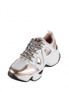 Sneakers Emporio Armani X3X099 XM250 R700 Bianca/Rosa