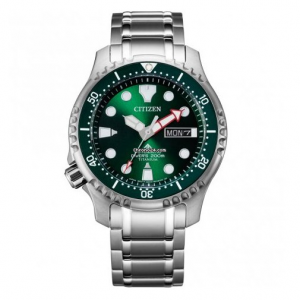 Citizen Promaster Diver Supertitanium NY0100-50X