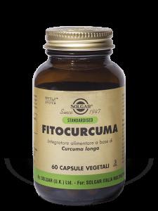 Solgar Fitocurcuma 60 Capsule Vegetali