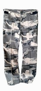 Pantalone Panther mimetico grigio
