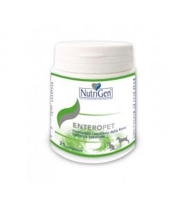 Enteropet per disturbi intestinali mangime complementare per cani e gatti Nutrigen
