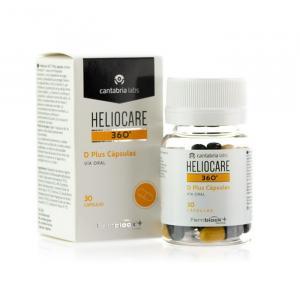 Heliocare 360 D Plus 30 Capsule