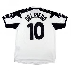 1999-00 Juventus Maglia Away #10 Del Piero L