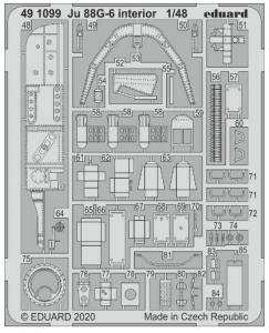 Ju88G-6 Interior