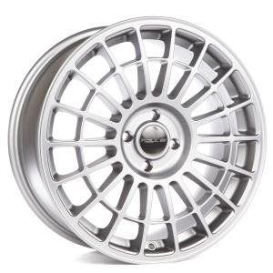 Cerchi in lega  ROLL19  R21  17''  Width 7,5   4x100  ET 47  CB 73,1    Hyper Silver