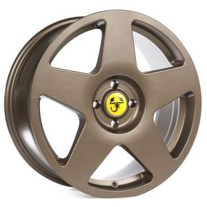 Cerchi in lega  500 ABARTH Dedica Fiat 17''  Width 7,5   4x98  ET 30  CB 58,1    Bronze