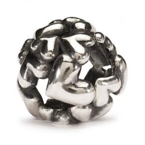 Beads Trollbeads, Pallina di Cuori