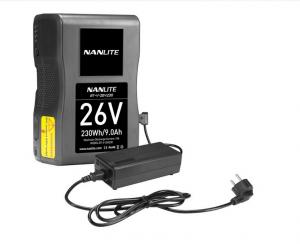 Batteria V-Mount 26V 230Wh