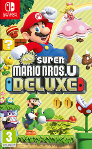 New Super Mario Bros.U Deluxe (Switch)