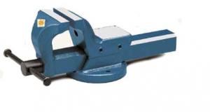 Morsa da banco in acciaio forgiato FZA MA/4 MONDIAL - M/91 - 125 mm