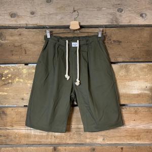 Pantaloncino Bakery Lakota Nukus Verde Militare