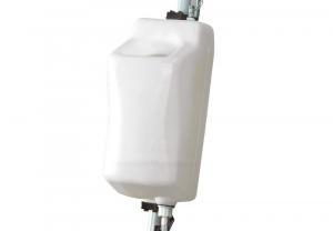 SERBATOIO 9 litri per MONOSPAZZOLE da 17 pollici Codice Ghibli 00-230 X SYNCLEAN - WIRBEL - GHIBLI stelo manico ROTONDO