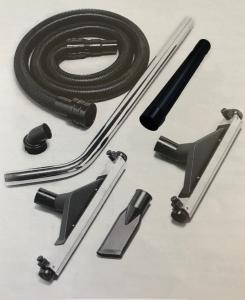 Kit tubo flessibile e Accessori completo GHIBLI kit diametro 50 tubo aspirapolvere e aspiraliquidi per mod: AS 40, AZ 35 400, AZ 45 400, POWER INDUST 60