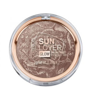 Catrice Sun Lover Glow Bronzing Powder 010 Sun Kissed Bronze