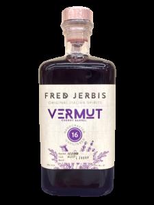 Vermut 16 Cherry Cask Fred Jerbis - Opificio Fred S.r.l. - (Friuli V.G.)