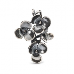 Beads Trollbeads, Pendente Violette