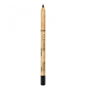 Catrice Clean Id Eye Pencil 010 Truly Black