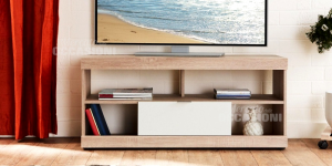 Mobile porta TV Livarno Living 111x50x36cm